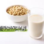 豆乳の有効成分でダイエットライフをエンジョイしよう!!